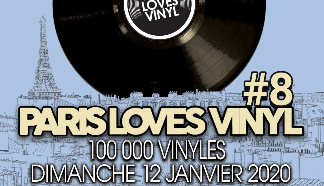 PARIS LOVES VINYL #8