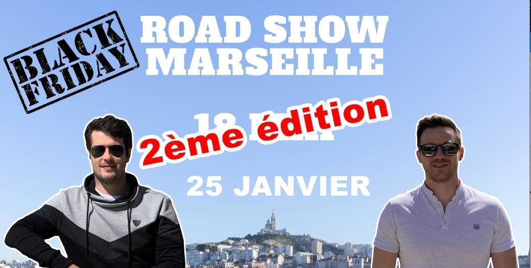 Road Show Immobilier - Marseille