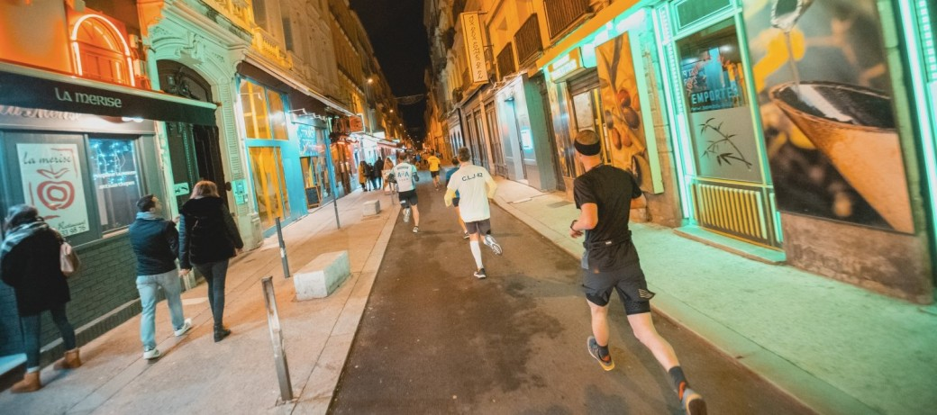 SAINTE CITY RUN