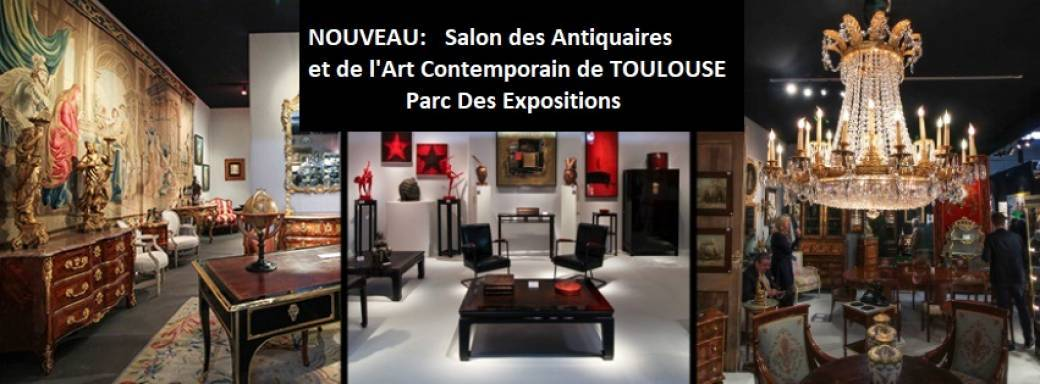 Billetterie salon des antiquaires et de l 39 art for Toulouse salon