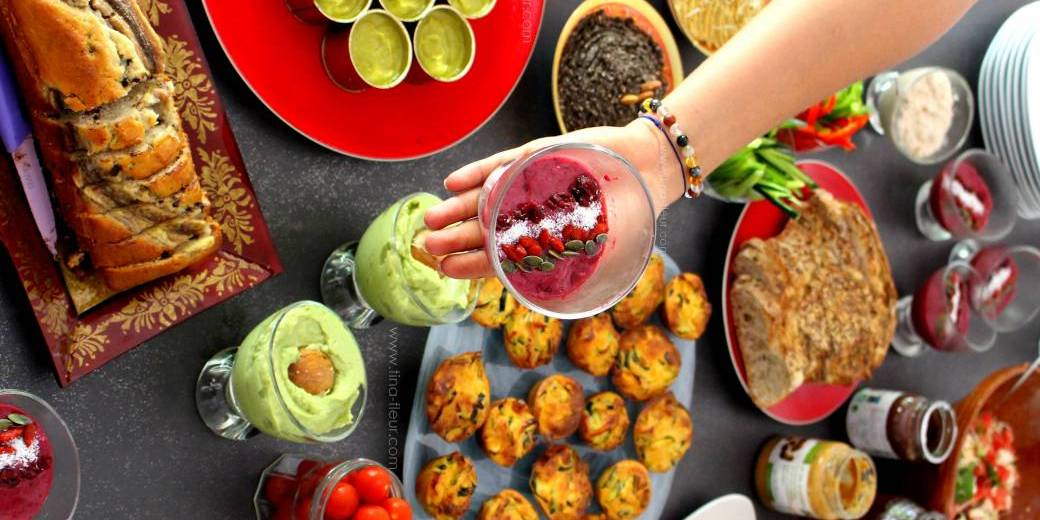 Cuisine Végétale | Billetterie Sejour Yoga Cuisine Vegetale Tina Fleur Billetweb