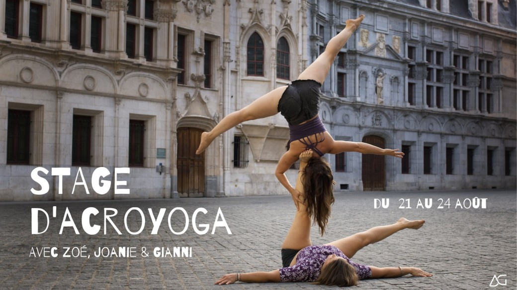 Stage immersif d'acroyoga