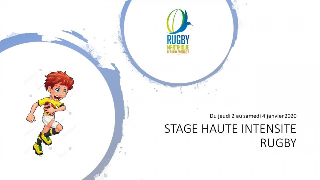 Stage Rugby Martinique 2020