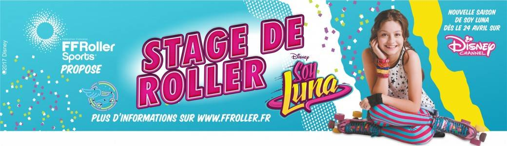 Stage Soy Luna - Saint-Juery (81)