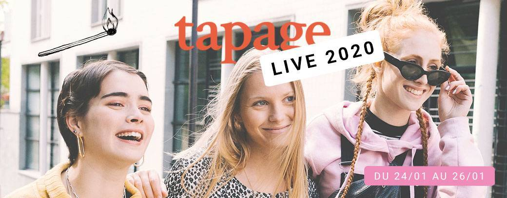 Tapage Live 2020