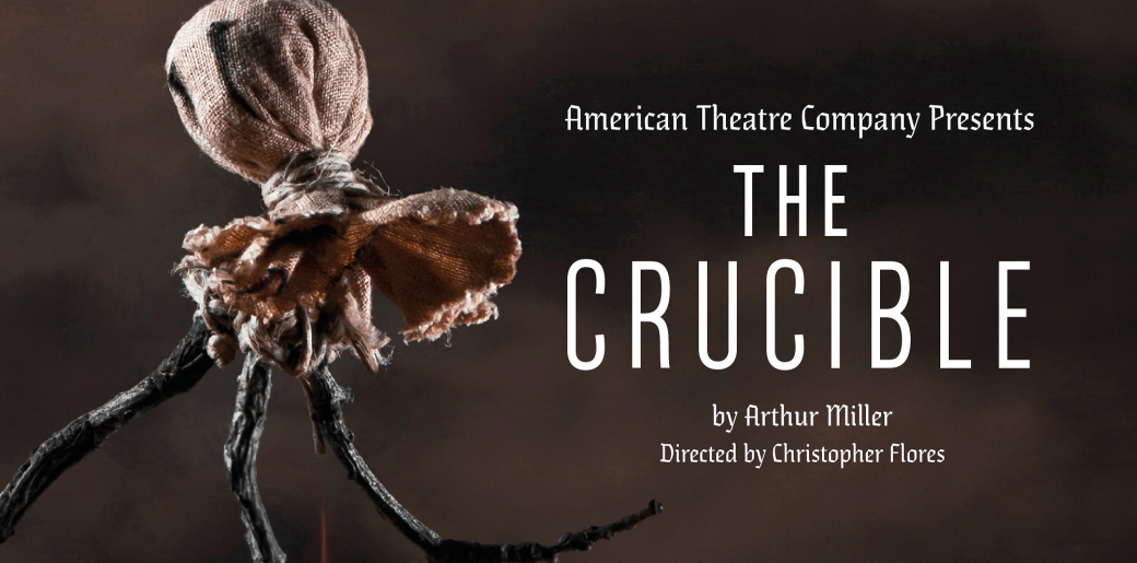 a look at the desperate times in the play the crucible The american dream is the largely unacknowledged screen in front of which all american writing plays itself out, arthur miller has said the crucible, which premiered in in a note to the play, miller writes.