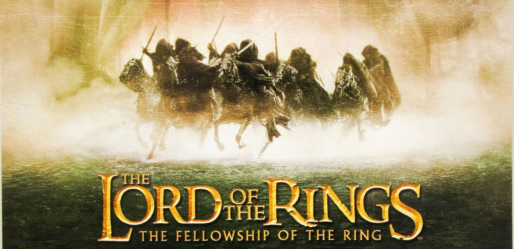The fellowship of the ring version longue