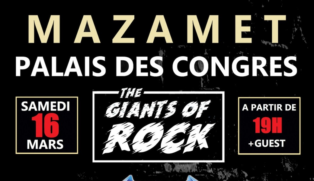 The Giants of Rock Tour