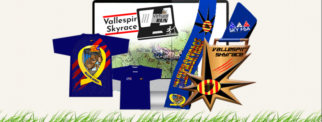 Vallespir Skyrace Virtual Run