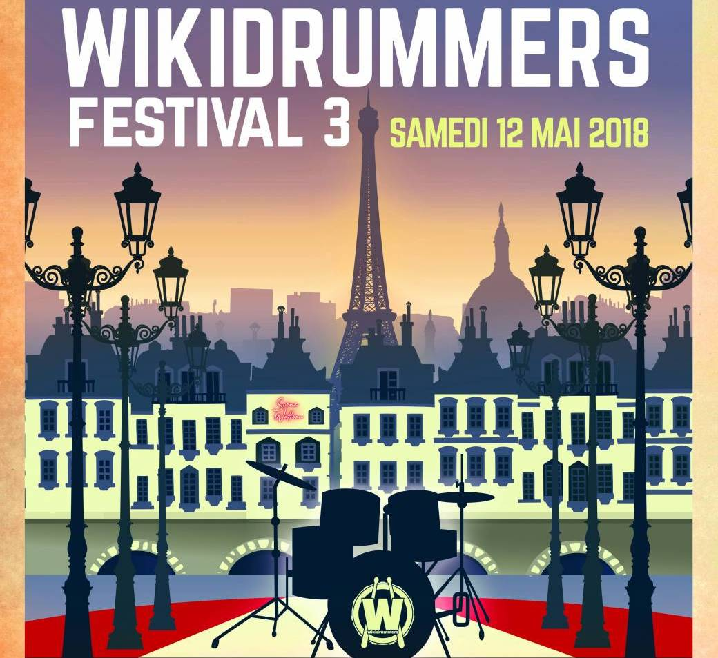 Wikidrummers Festival 3