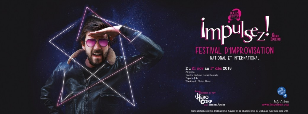 Workshops Festival Impulsez VI