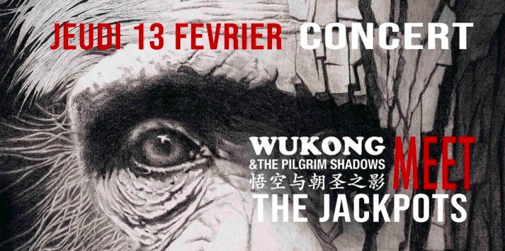 Wukong and the Pilgrim Shadows meet the Jackpots