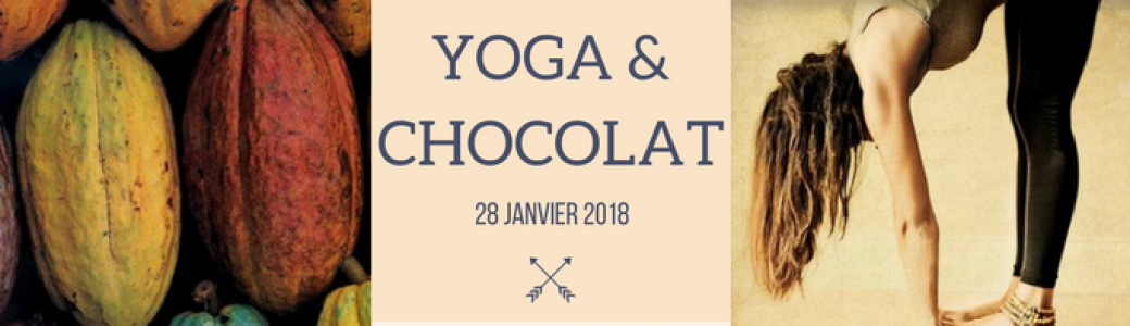 Yoga & Chocolat - Yin flow (gentle)