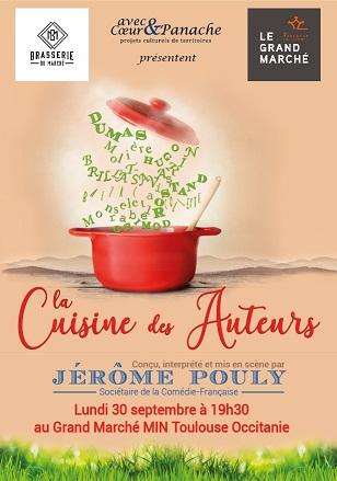 Tickets La Cuisine Des Auteurs Billetweb